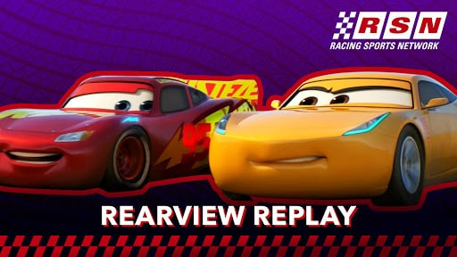 Rearview Replay: Cruz Ramirez's Training Session | Racing Sports Network by Disney