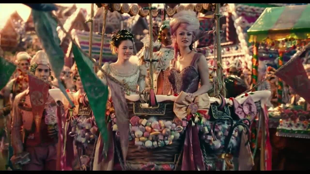 The Nutcracker and the Four Realms | Kingdom | Official Australian Trailer