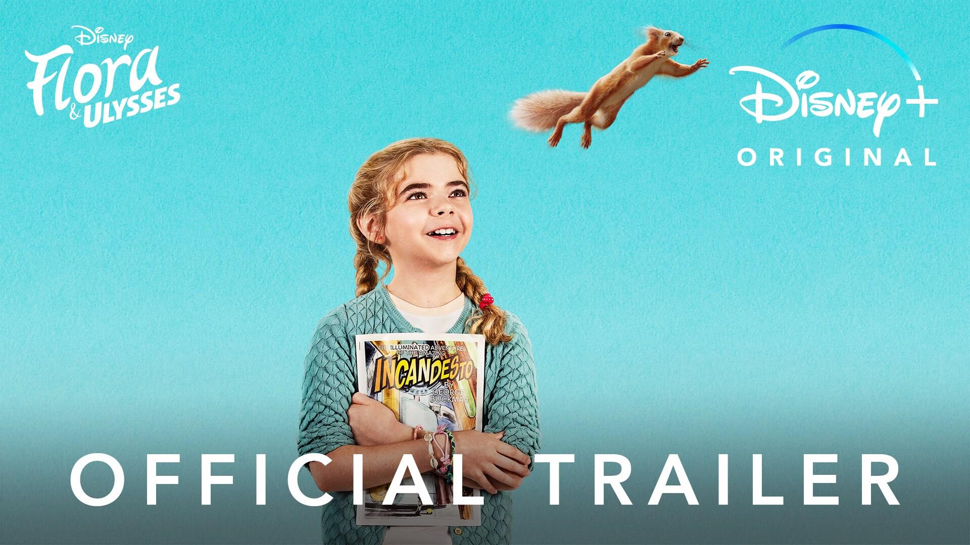 Flora & Ulysses | Trailer | Disney +