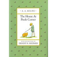 Winnie-the-Pooh: The House at Pooh Corner Book