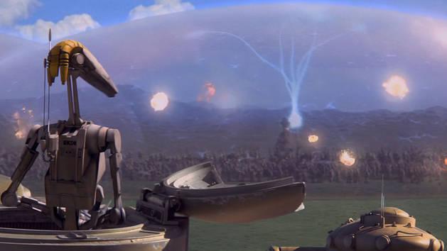 Активирайте дроидите