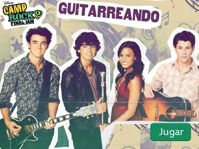 Camp Rock 2 - Guitarreando