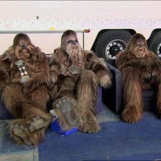 The Wookiees Are Back!