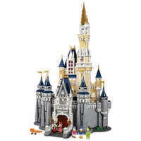 샵디즈니 Disney Castle Playset by LEGO - Limited Release