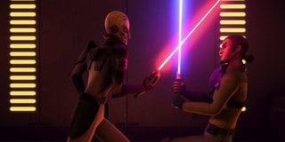 "Star Wars Rebels: ""Kanan vs. The Inquisitor"""