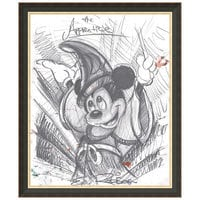 Image of Mickey Mouse ''The Apprentice''	Giclée by Eric Robison # 6