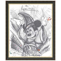 Image of Mickey Mouse ''The Apprentice''Giclée by Eric Robison # 6