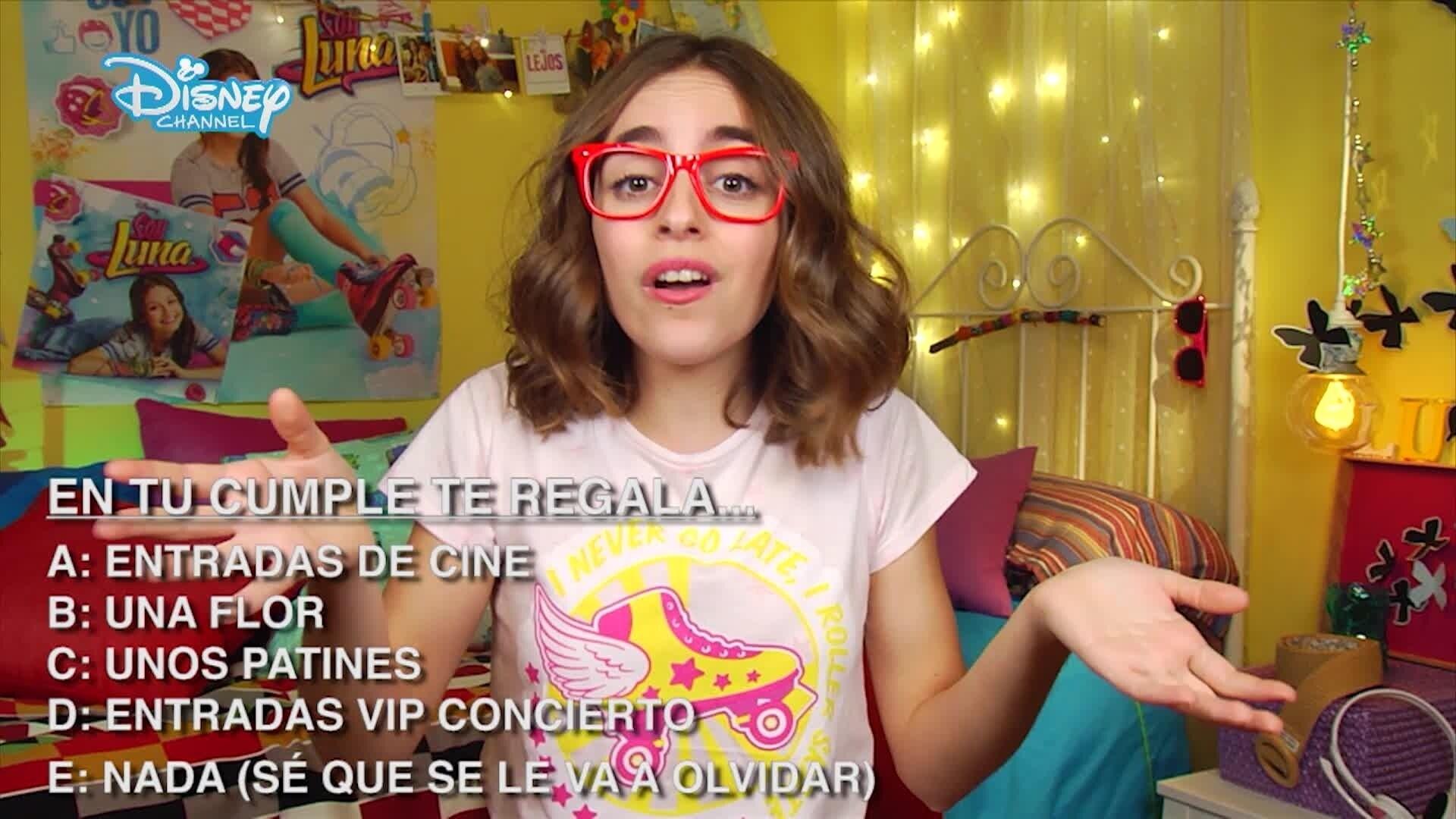 Vlog Lu de Luna -¿Qué chico de Soy Luna sería tu pareja ideal?