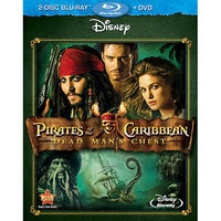 Image of Pirates of the Caribbean: Dead Man's Chest - Blu-ray + DVD 3-Disc Set # 1