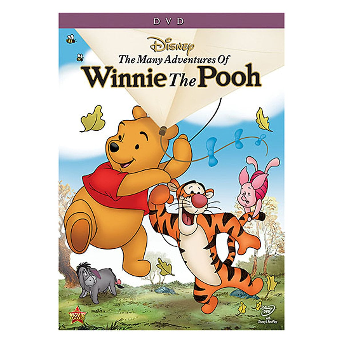 The many adventures of winnie the pooh dvd shopdisney product image of the many adventures of winnie the pooh dvd 1 voltagebd Image collections