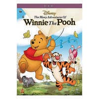 Image of The Many Adventures of Winnie the Pooh DVD # 1