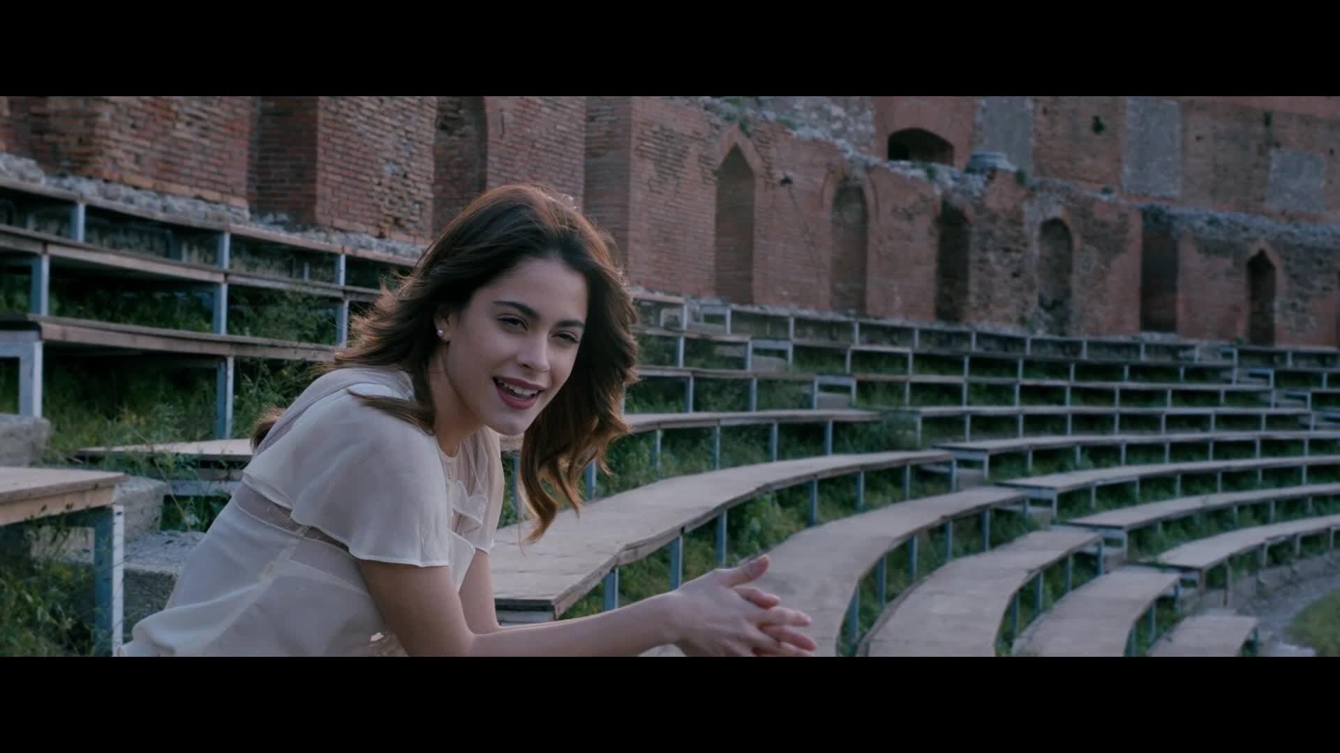 Tini | Martina & Caio visitent les ruines