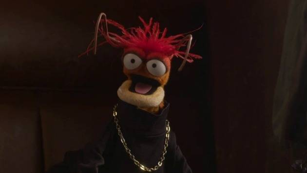 Muppets Bloopers - Muppets Most Wanted Featurette