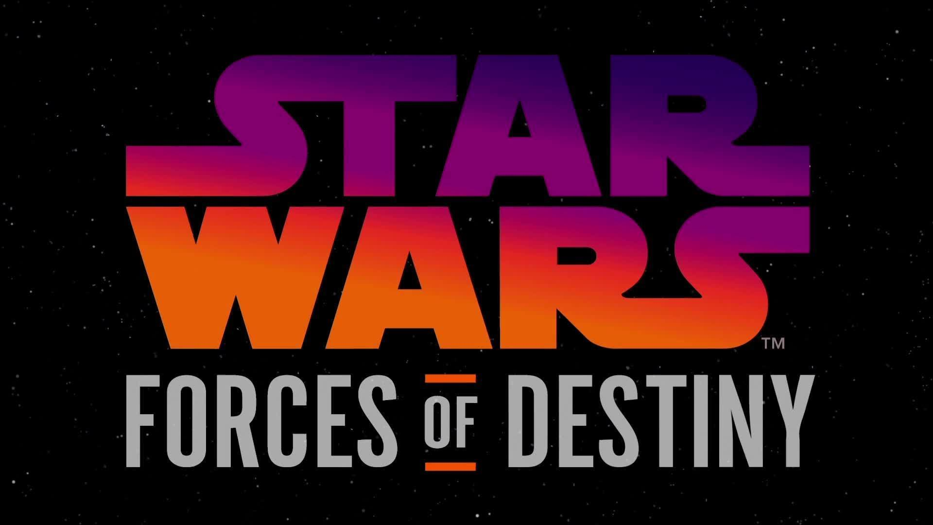 Art History | Star Wars Forces of Destiny | Disney