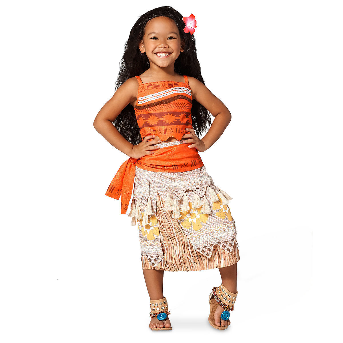 Thumbnail Image of Moana Costume Collection for Kids # 1