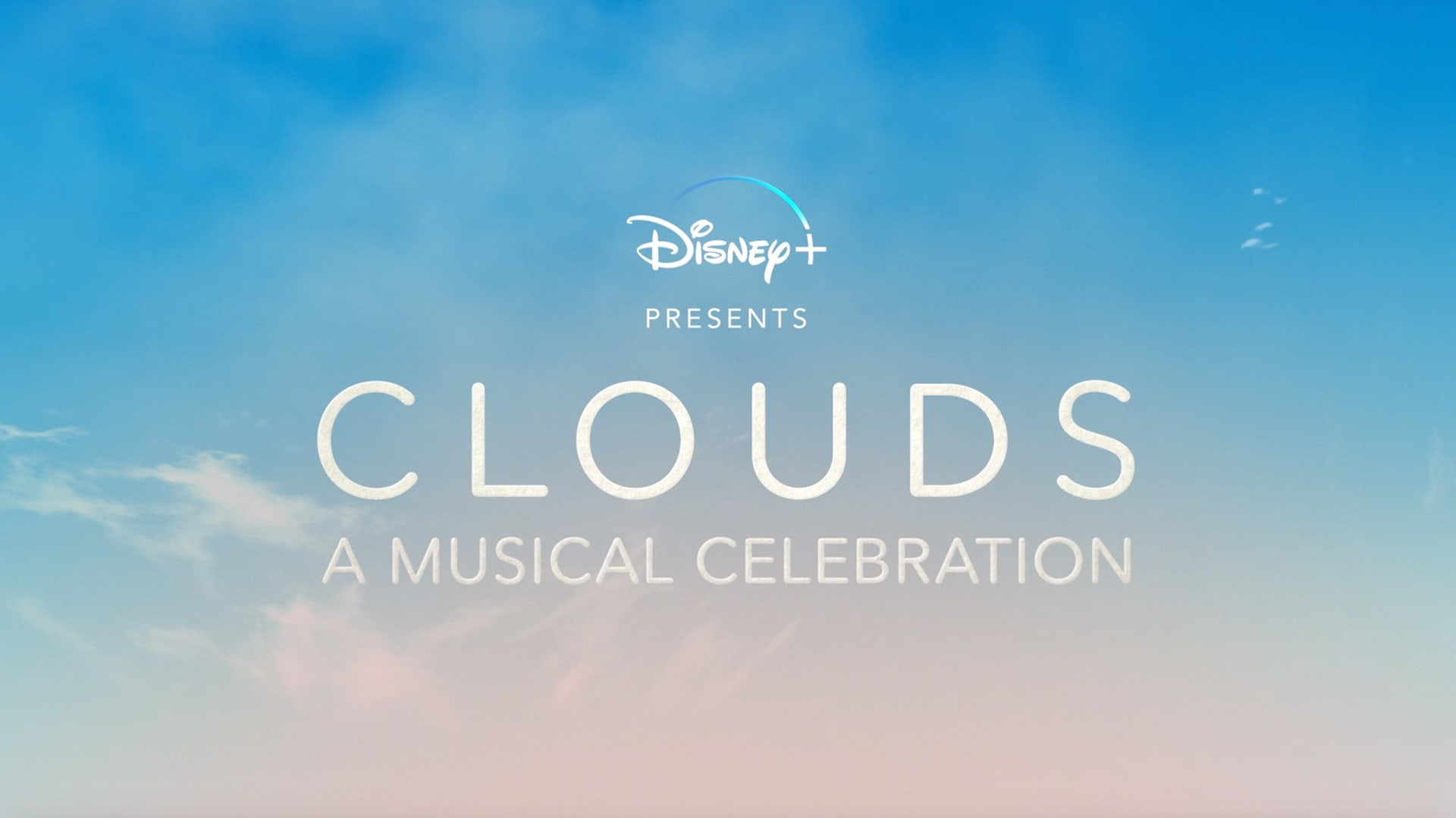 Clouds: A Musical Celebration – Teaser | Clouds | Disney+
