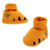 Tigger Costume Shoes for Baby