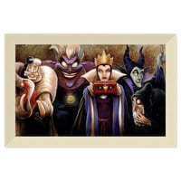 Image of ''Sinister Villains'' Giclée by Darren Wilson # 9