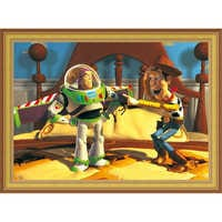 Image of Toy Story ''You're Not a Space Hero'' Giclé # 8