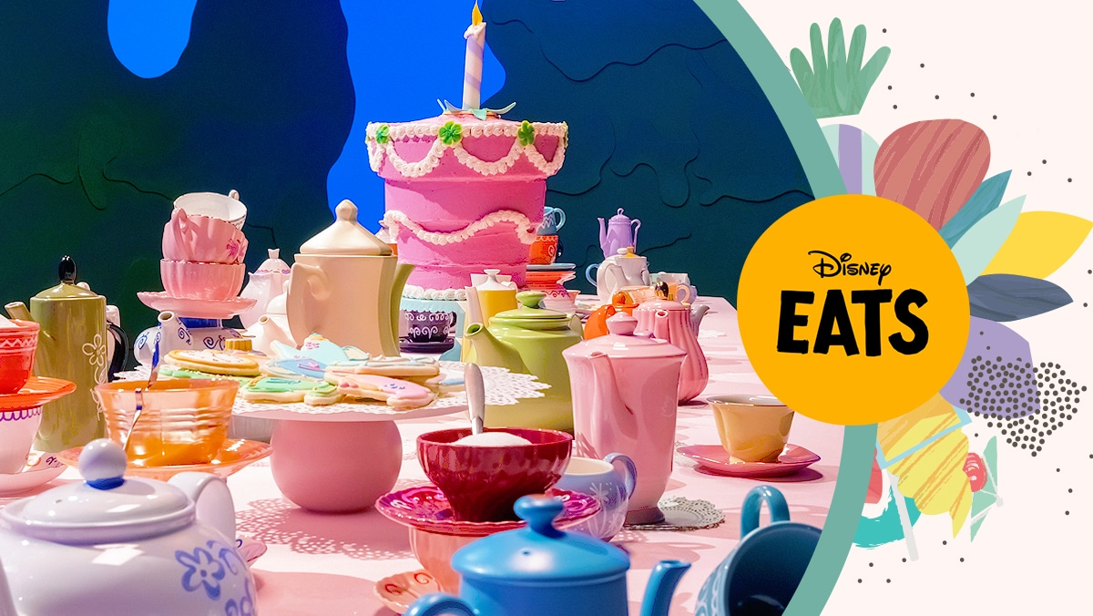Alice in Wonderland Tea Party | Disney Eats