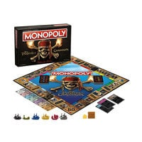 Image of Pirates of the Caribbean Monopoly Game # 2