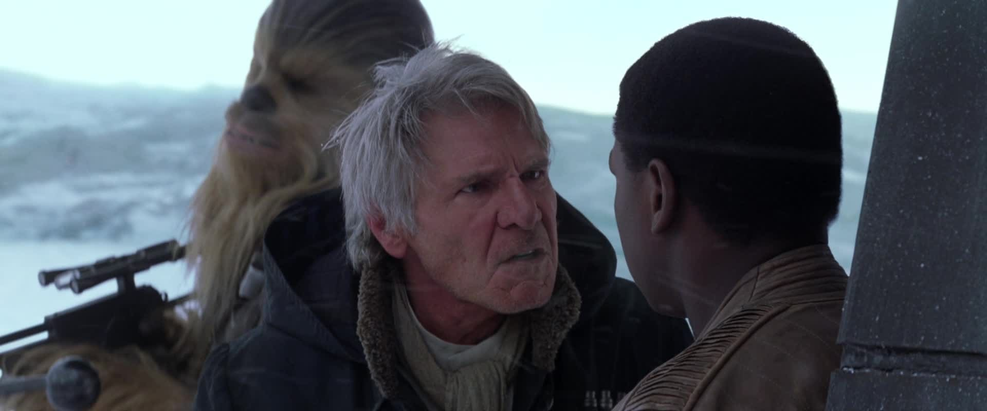 Star Wars: The Force Awakens - That's Not How The Force Works