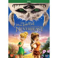 Image of Tinker Bell and the Legend of the NeverBeast DVD # 1