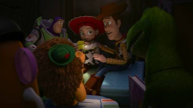 Toy Story of Terror Blu-ray and Digital HD Trailer