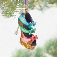 Image of Good Fairies Shoe Ornament - Sleeping Beauty # 2