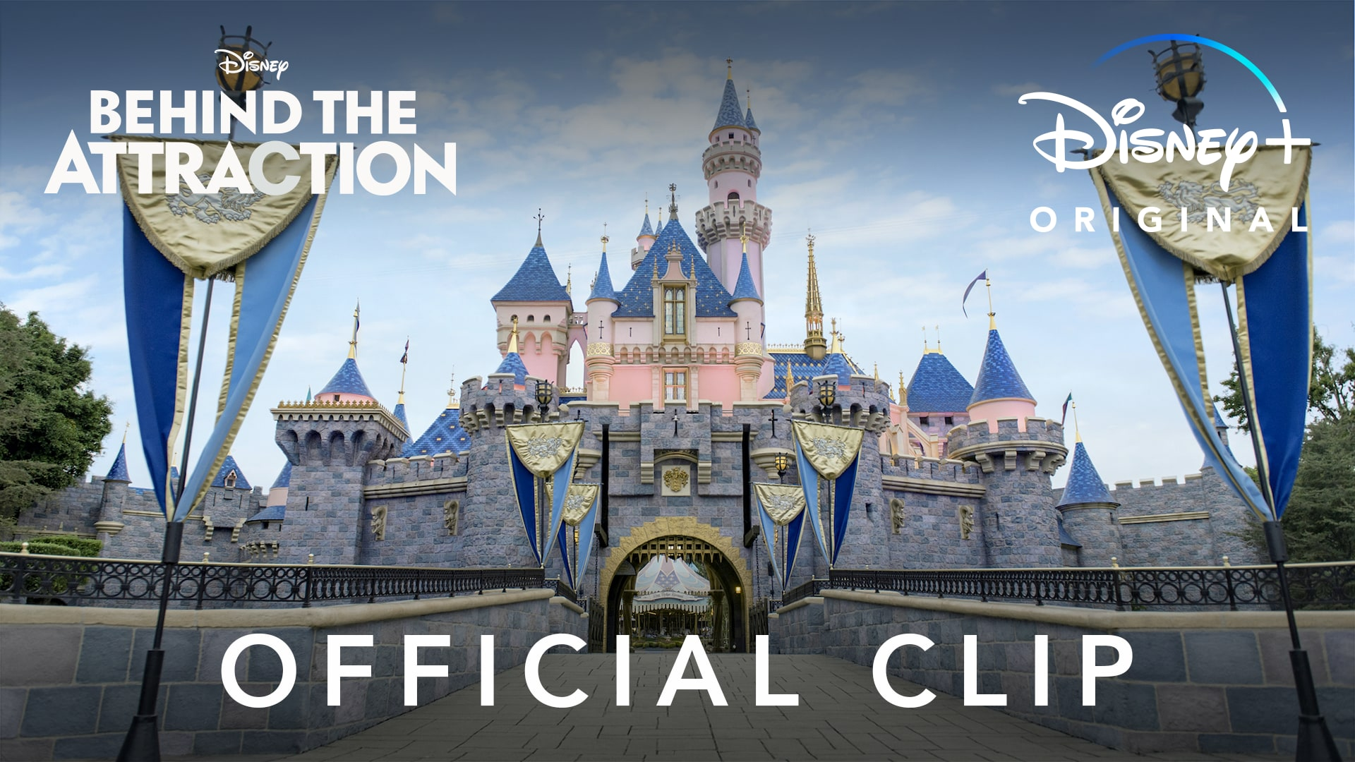 Official Clip – The Castles | Behind the Attraction | Disney+
