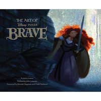 Image of Art of Brave Book # 1