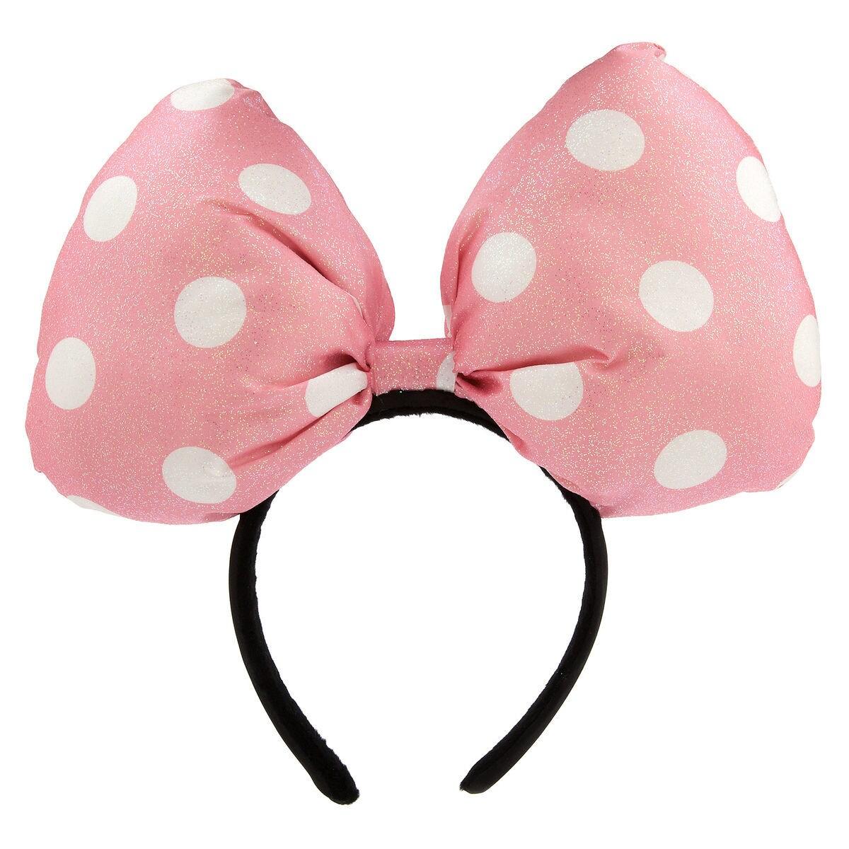 minnie mouse super bow headband shopdisney