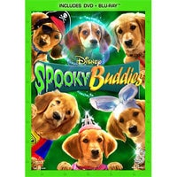 Spooky Buddies - 2-Disc Combo Pack