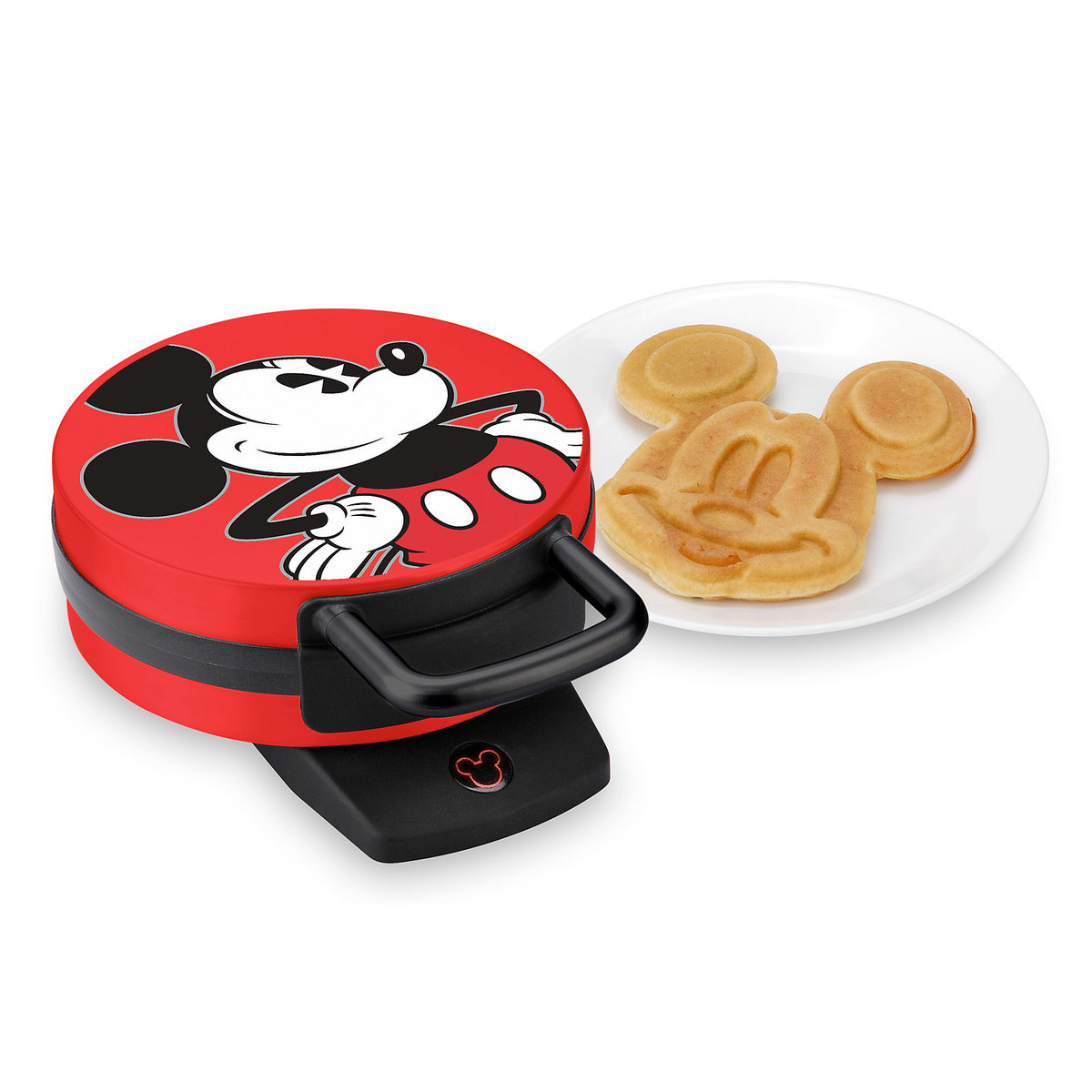 Product Image of Mickey Mouse Waffle Maker # 1