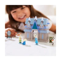 Image of Disney Animators' Collection Littles Frozen Micro Doll Play Set - 2'' # 2