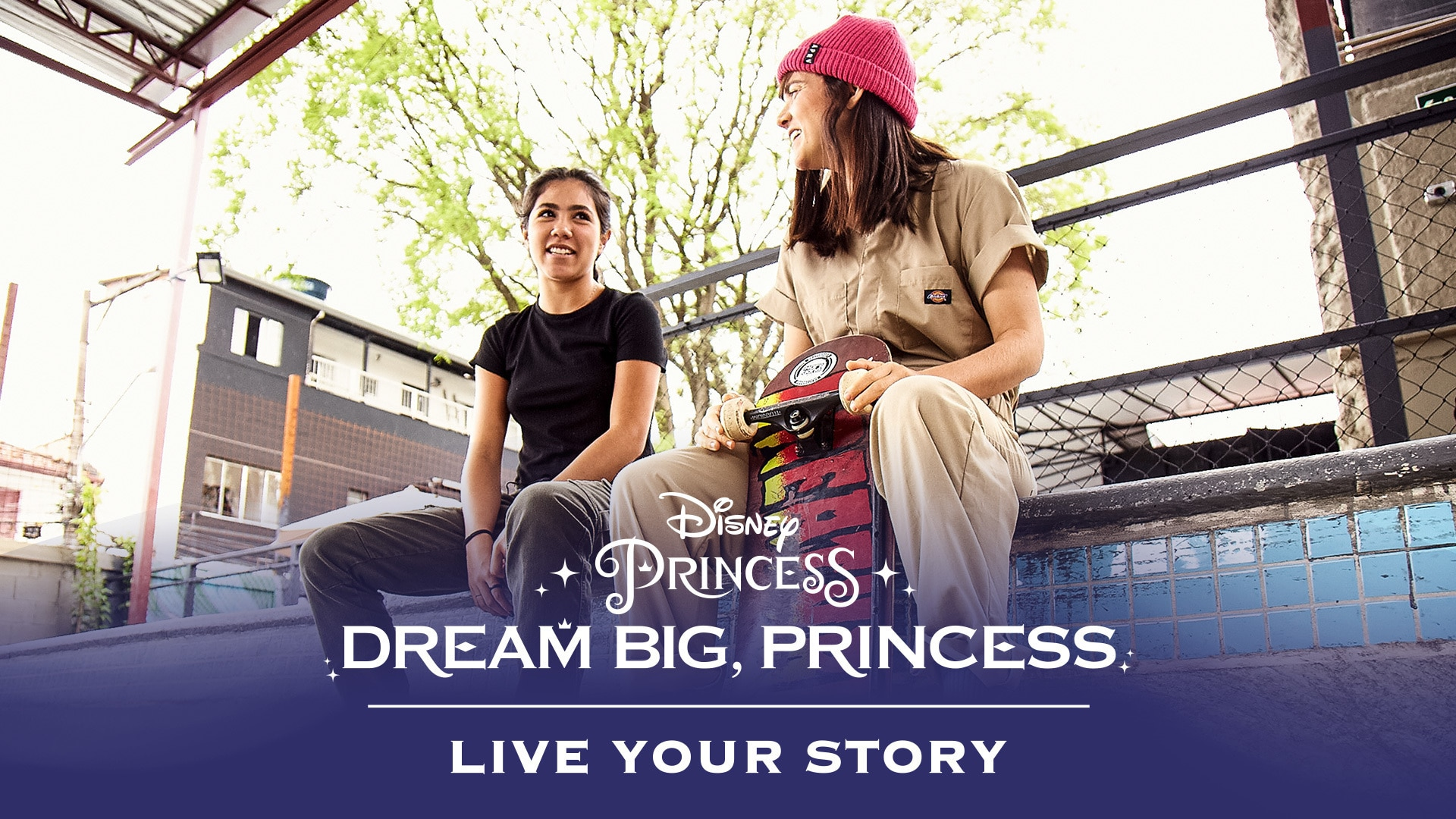 Dream Big, Princess - Luiza Meets Karen Jonz | Disney