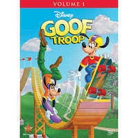 Image of Goof Troop Volume 1 DVD 3-Disc Set # 1