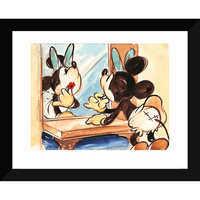 Image of Minnie Mouse ''Lipstick'' Giclée # 2