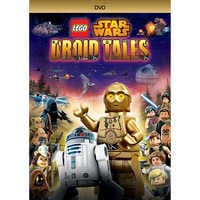 Image of Star Wars LEGO: Droid Tales DVD # 1