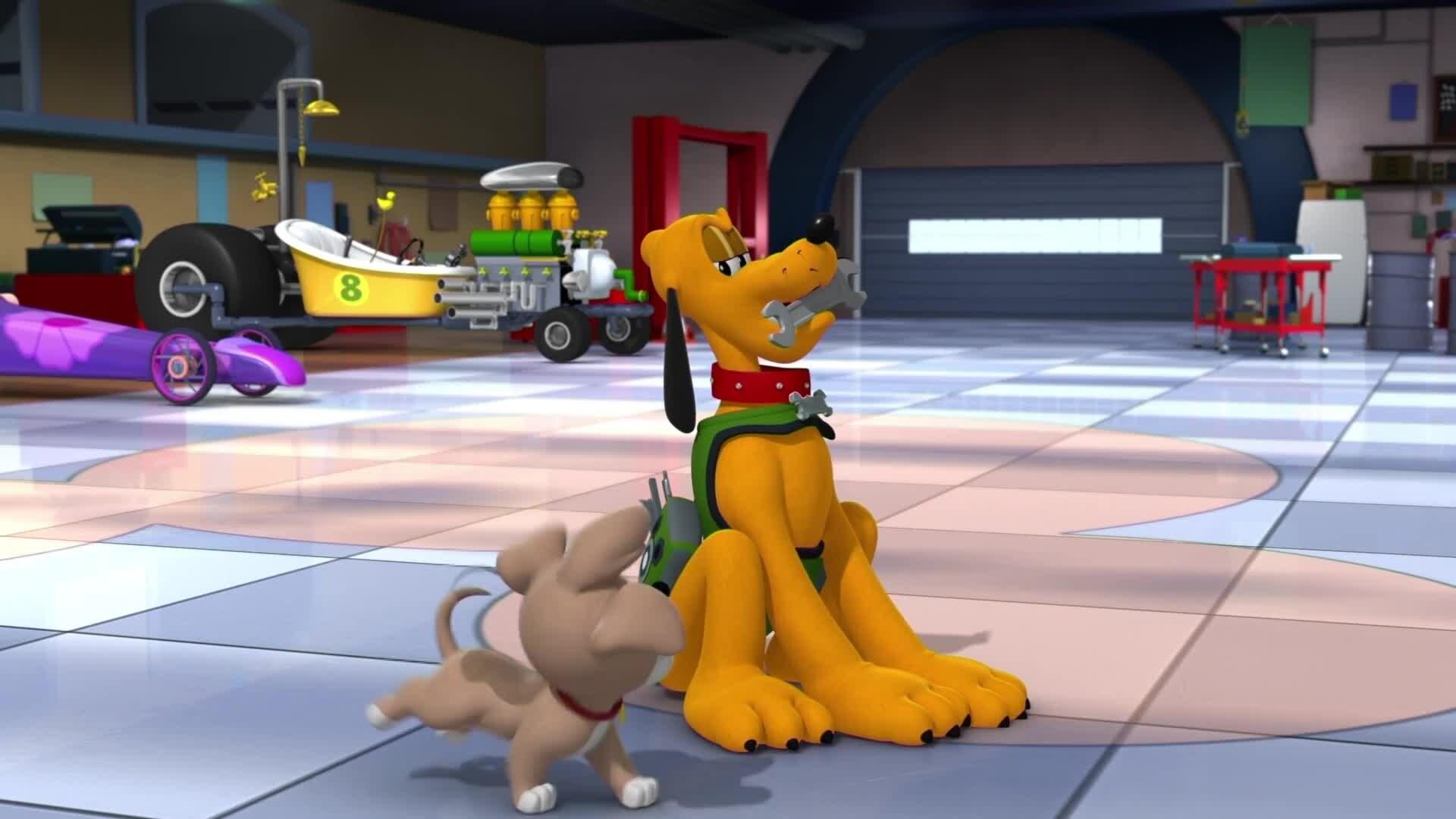 Micky Maus: Die flinken Flitzer - Pluto und das Hündchen / Ärger im Schuhladen