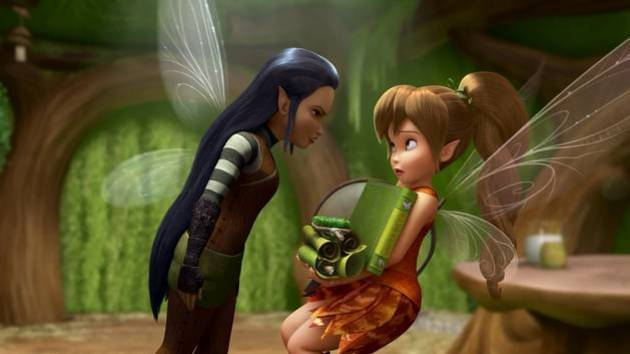 Tinker Bell and The Legend Of The NeverBeast Trailer