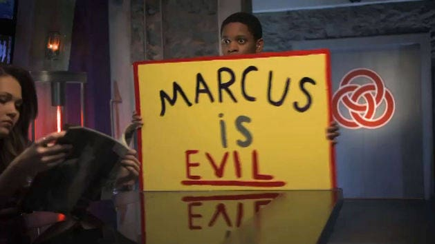 """Who is Marcus? #3 """"Not Like The Rest of Us"""""""