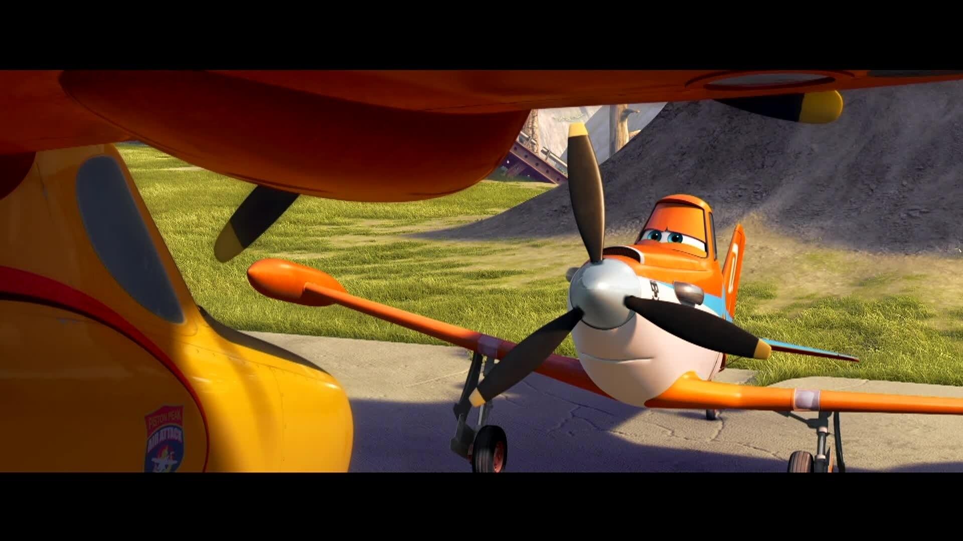 Aviões: Equipa de Resgate
