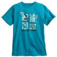 Image of Mickey Mouse and Friends Sleep Tee for Men # 1