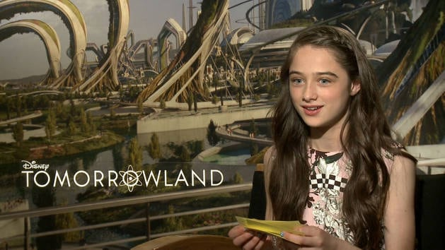 Lightning Round with Raffey Cassidy - Oh My Disney