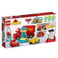 Image of Flo's Cafe LEGO Duplo Playset - Cars 3 # 3