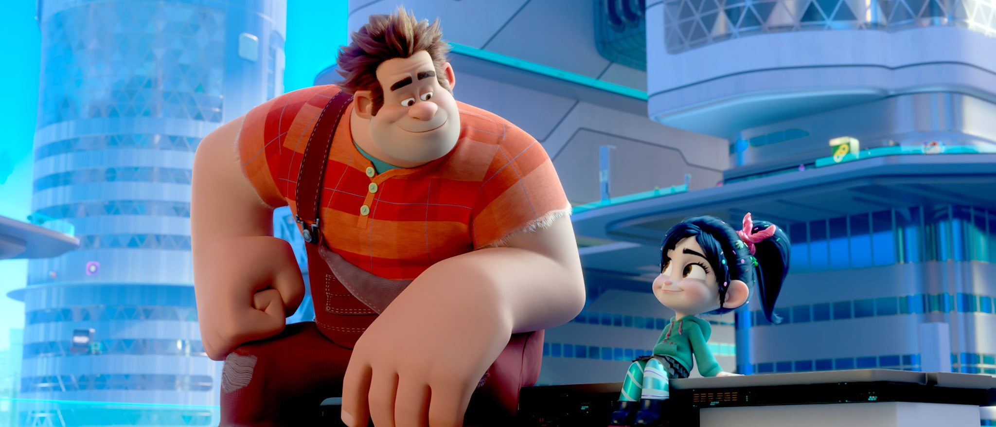 Ralph Breaks The Internet Hero Home Ents