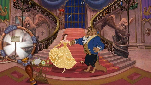 Beauty and the Beast - A Closer Look - Disney Hidden Worlds