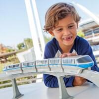 Image of Walt Disney World Resort Monorail Play Set # 2