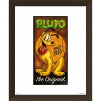 Image of ''Pluto the Original'' Giclée by Darren Wilson # 5